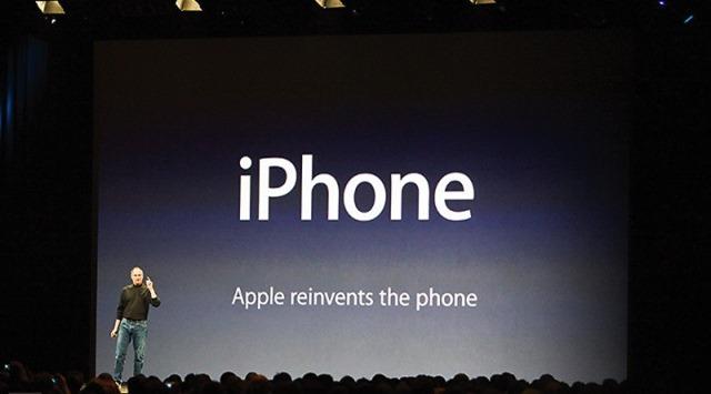 répétition de la headline iPhone - réussir ses présentations