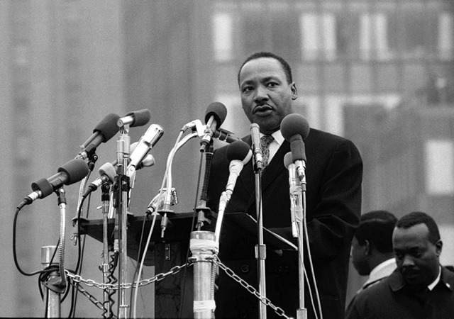Anaphore - Martin Luther king