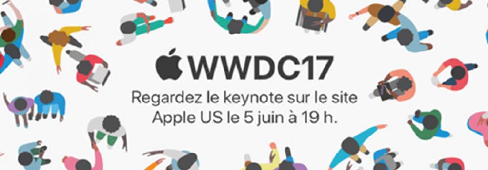 WWDC17 de Apple : Leçon de présentation