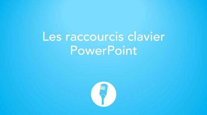 RSP-raccourcis Clavier Dans PowerPoint
